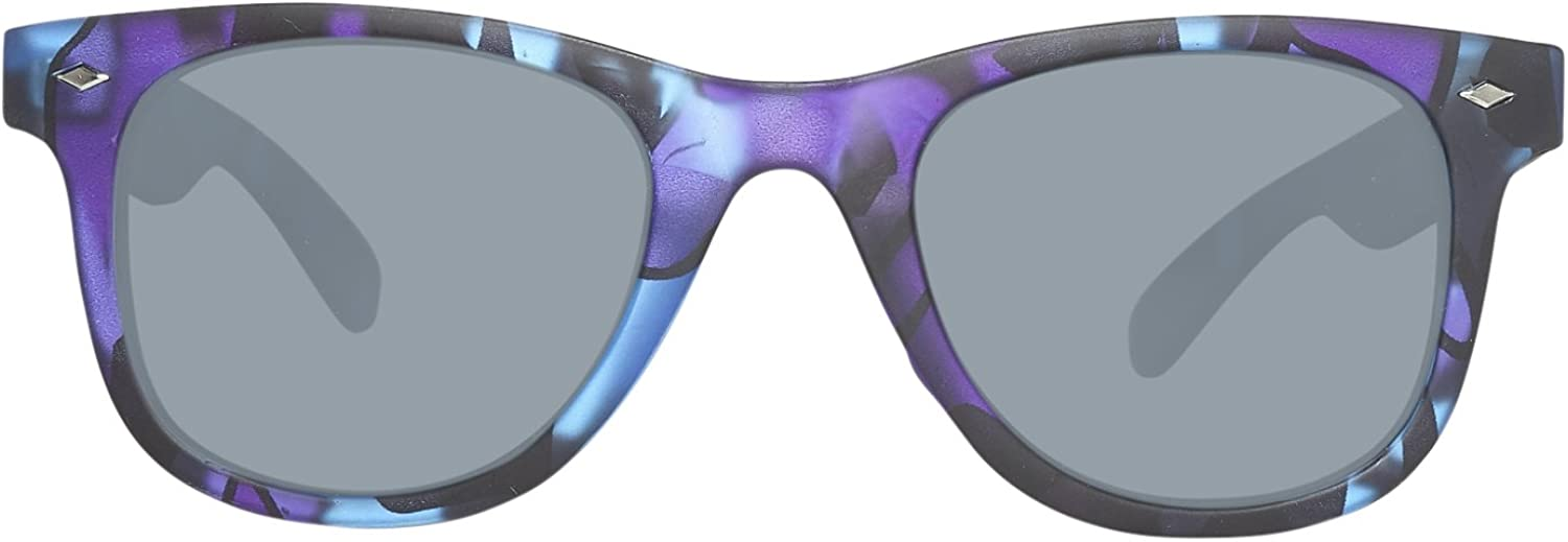 Polaroid Sunglasses Polarised PLD6009//S S PRK 48 Blue Camouflage Grey