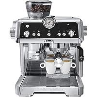 De'Longhi La Specialista, Espresso Coffee Machine, EC9335M, Silver, Consisten Coffee Grinding and Tamping, Easy Milk…