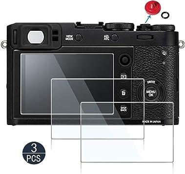 2x reforzado protector de pantalla mate para Fujifilm x100v