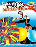 Guinness World Records Outrageous Oddities, Ages 8+, Vicky Shiotsu and Shirely Pearson, 1609964659
