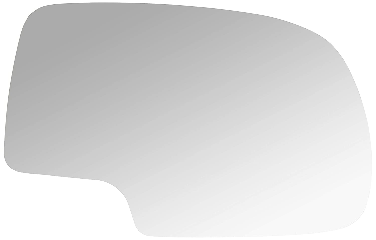 DNA Motoring SMP-054-R Right//Passenger Side Door Rear View Mirror Glass Lens