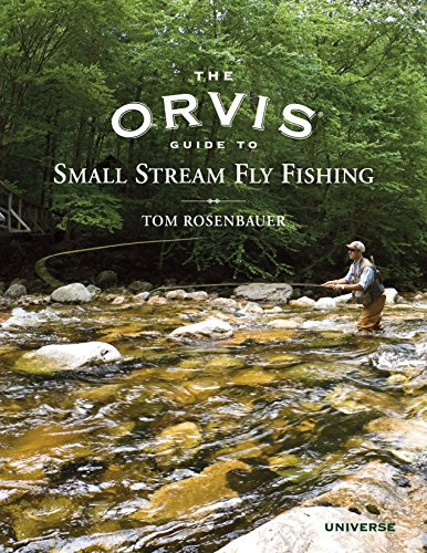 The definitive and comprehensive guide to fishing small trout streams throughout North America. Tired of the famous and crowded rivers, today's anglers have a greater desire to get close to nature while staying closer to home. The Orvis Guide to Smal...