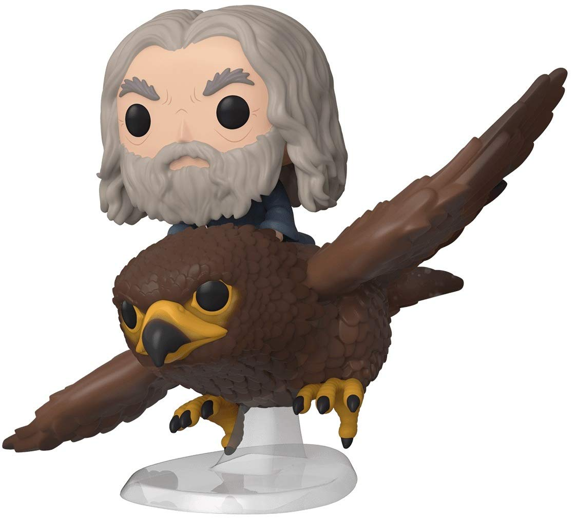 Gwaihir with Gandalf Lord of The Rings Rides Funko Pop