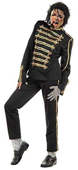 Amazon Com Boys Michael Jackson Military Prince Costume Clothing