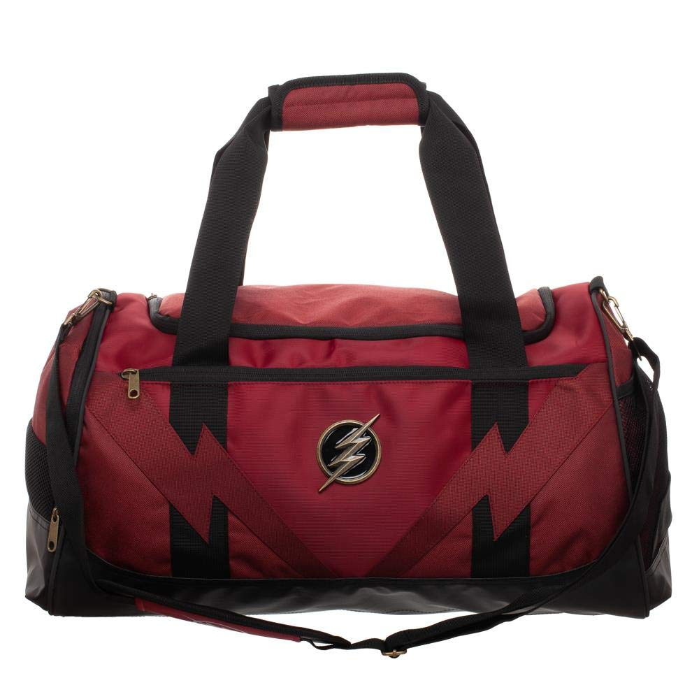 The Flash Logo Men s Gym Bag Duffle Bag