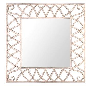 Esschert con diseño de espejo de pared, perchero y espejo de ...