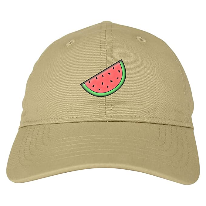 Kings Of NY Watermelon Emoji Meme Chest 6 Panel Dad Hat Cap Beige at Amazon  Men s Clothing store  dd7bf51e536