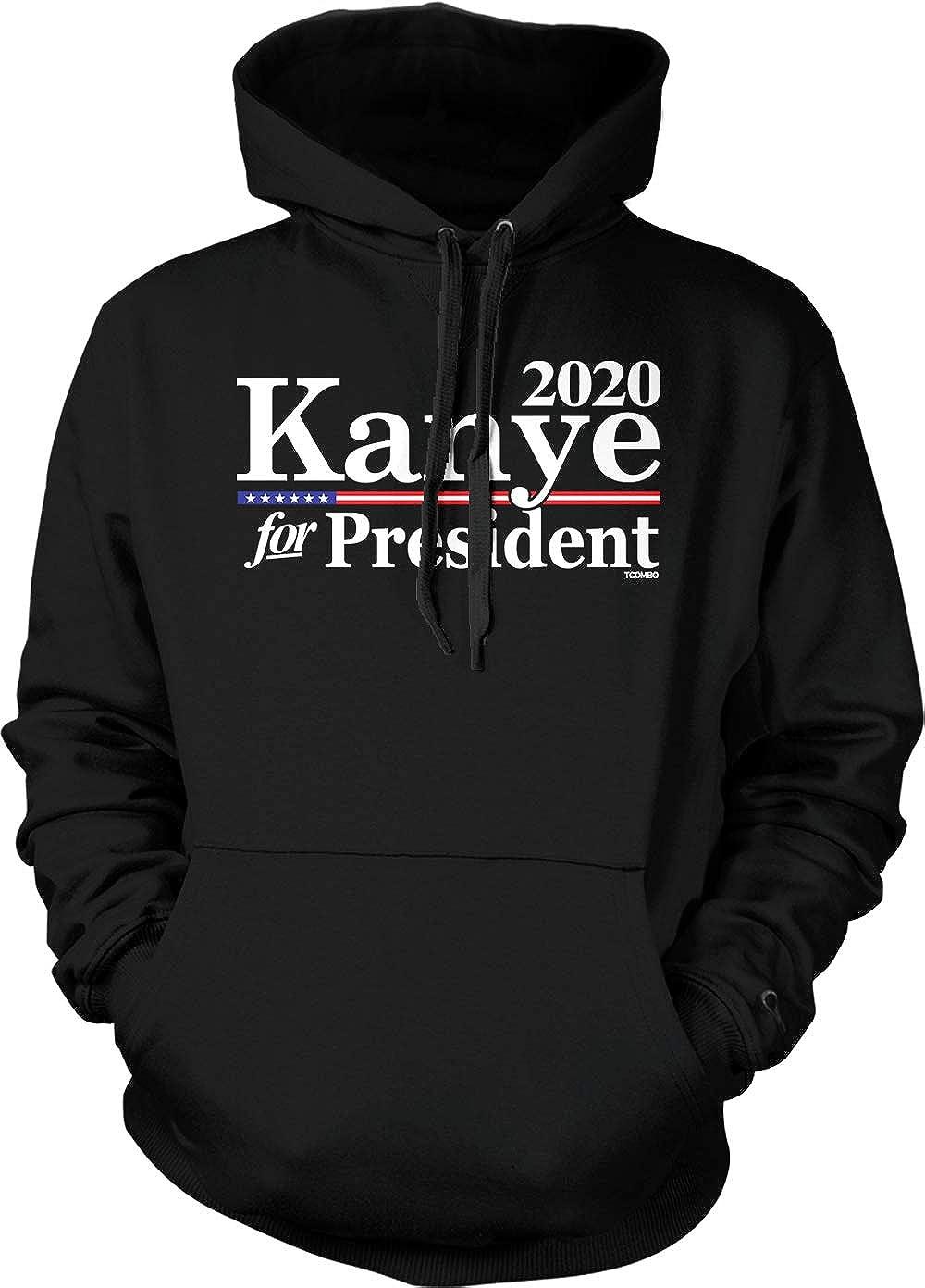 Tcombo Kanye for President 2020 Election Candidate Unisex Crewneck Sweatshirt
