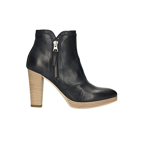 NERO GIARDINI Polacchini scarpe donna blu 5006 mod. P805006D