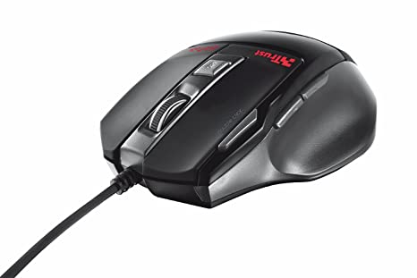 8cfdfdf5311 Trust GXT 25 Gaming Mouse 800 a 2000 DPI: No Name: Amazon.it ...