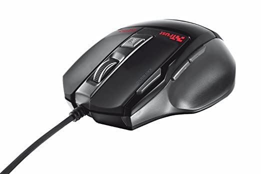 224 opinioni per Trust GXT 25 Gaming Mouse 800 a 2000 DPI