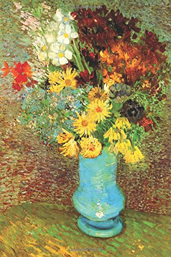 Vase with Daisies and Anemones: Vincent van Gogh Journal (Great Works of Art Notebooks)