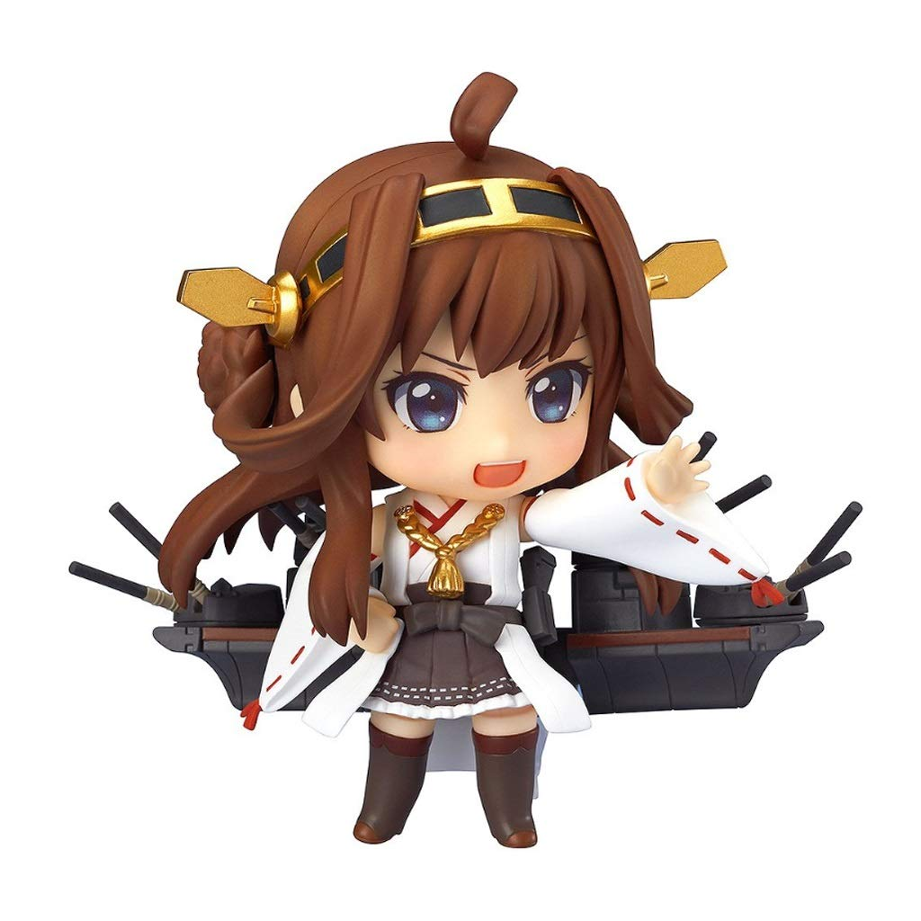 Kantai Collection  Kancolle  Kongou Nendgoldid Action Figure4in