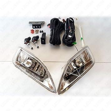 02-04 Camry 02-03 Solara Fog Light Kit w//Wiring Instructions 05-08 Corolla
