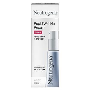 Neutrogena Rapid Wrinkle Repair Serum 1 oz (Pack of 4)
