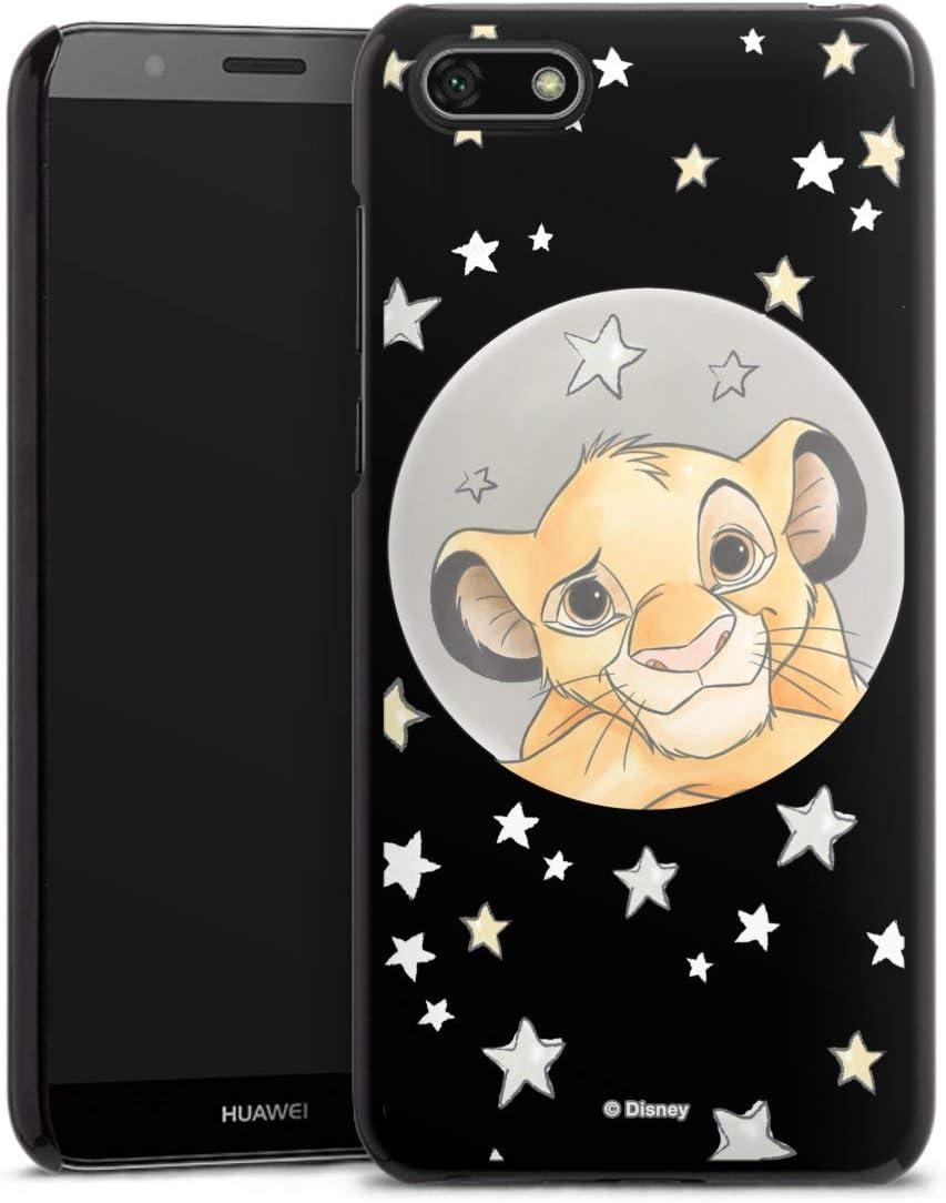 DeinDesign Coque Compatible avec Huawei Y5 2018 Étui Housse Simba Disney Le Roi Lion