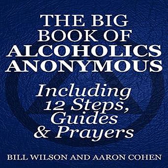 Big Book Alcoholics Anonymous Audio