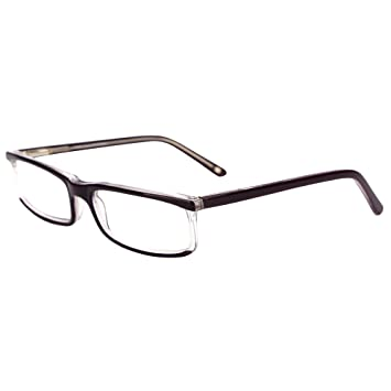 61ac100867 Amazon.com   LianSan Brand Designer Acetate Reading Glasses Men Full Frame  Readers Glasses Women Reading Eyeglasses L7010H (+1.50