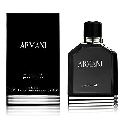 Giorgio Armani Eau de Nuit Pour Homme Spray Vaporizador - 100 ml