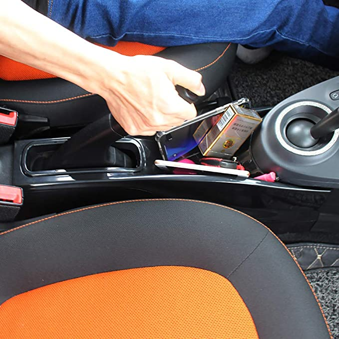 ZHANGDAN Armlehne Center Aufbewahrungsbox Container Handschuh Organizer Koffer Auto Styling Zubeh/ör f/ür Mercedes New Smart 453 Fortwo Forfour