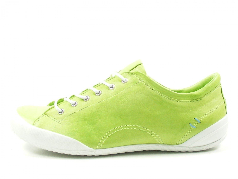 Andrea Conti 0340559 Zapatos de Cuero para Mujer 37 EU|Grün