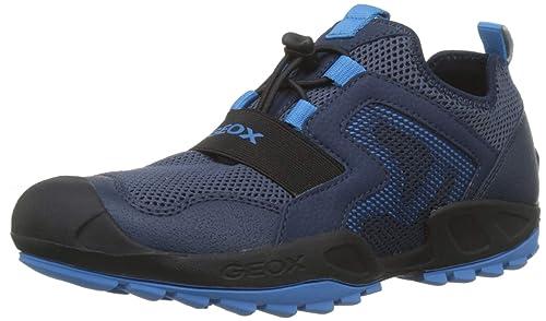 Geox J New Savage Boy A - Zapatillas para niños: Amazon.es: Zapatos y complementos