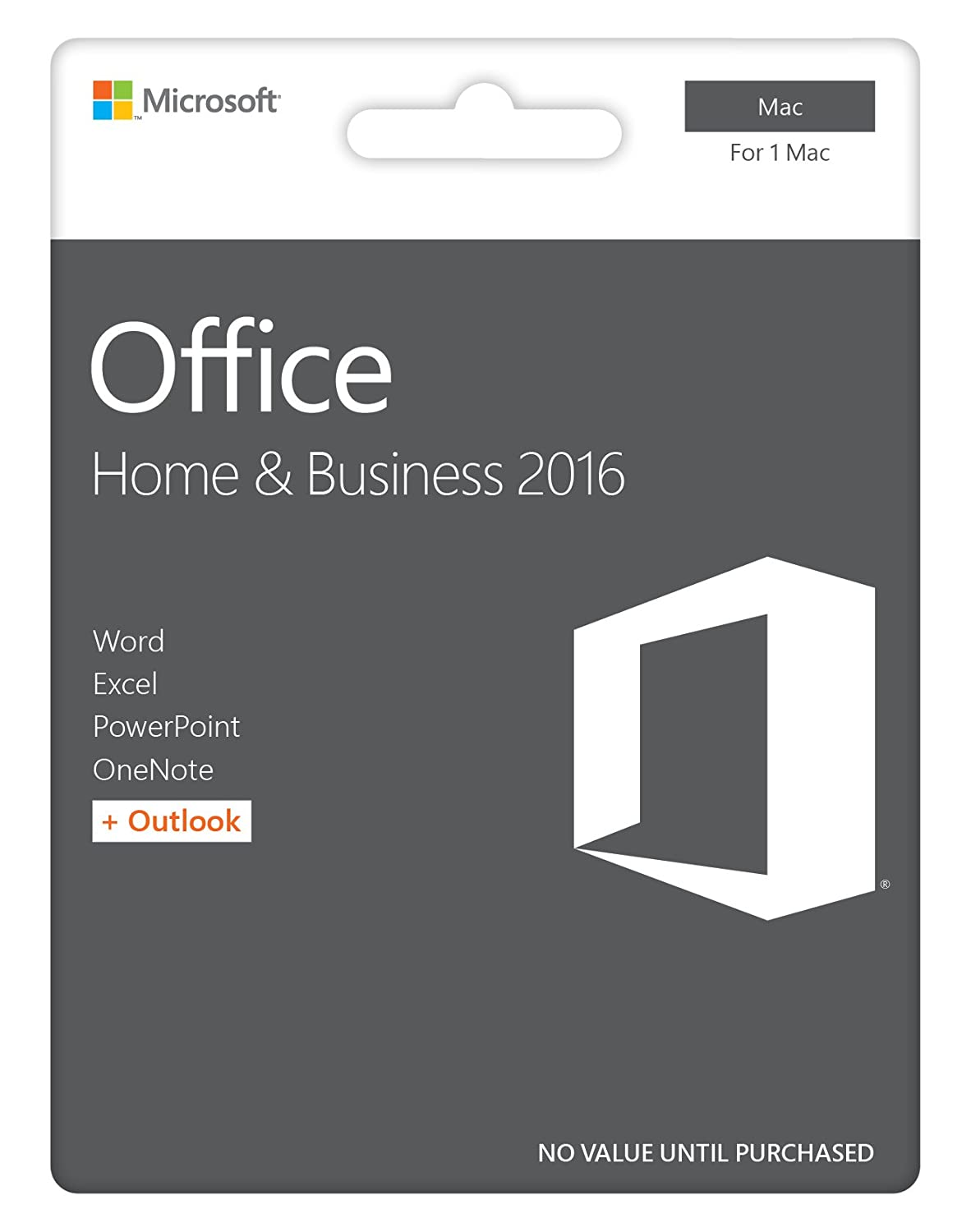 ... Office Home & Student 2016 (Mac)