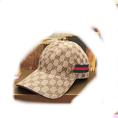 Image Unavailable. Image not available for. Color  SmartJewelz Original GG  Canvas Baseball hat ... 2cef81166f7