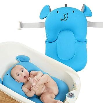 WESEASON Cojines para Baño De Bebé Asiento Recién Nacido 0-12 Meses ...