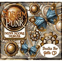 Debbi Moore Steampunk Books For Gifts CD Rom (296542)