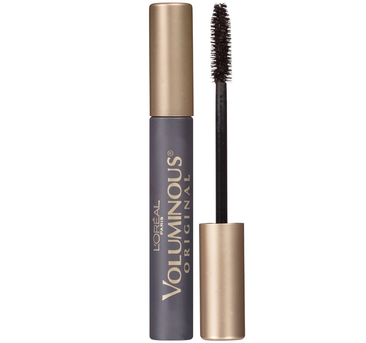 L'Oréal Paris Makeup Voluminous Original Mascara, Black Brown, 0.28 fl. oz.