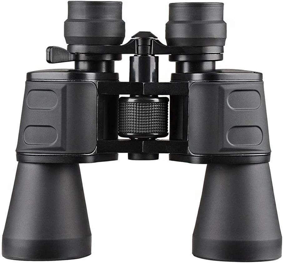 zjchao Binoculares Prism/áticos Zoom Port/átil 180X100 telescopio Aire Libre Portable para Conciertos Partido de F/útbol Camping Caza ect