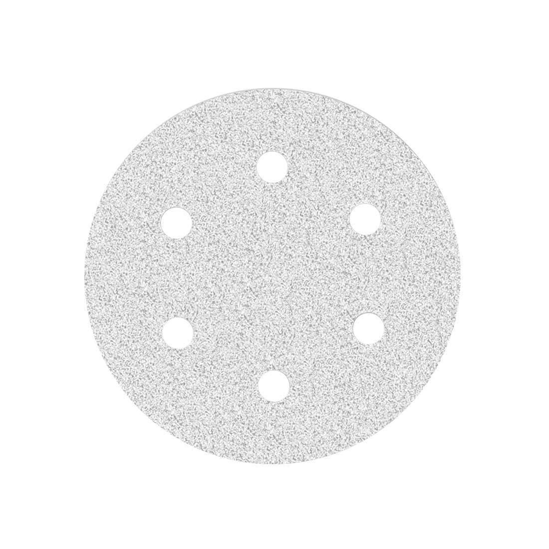 /Ø 150 mm grain 60-6 trous 50 Disques abrasifs auto-agrippants MioTools pour ponceuse excentrique