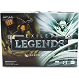TeeTurtle Exiled Legends: Earth & Air - from The Creators of Unstable Unicorns - Designed to be Added to Your Exiled Legends