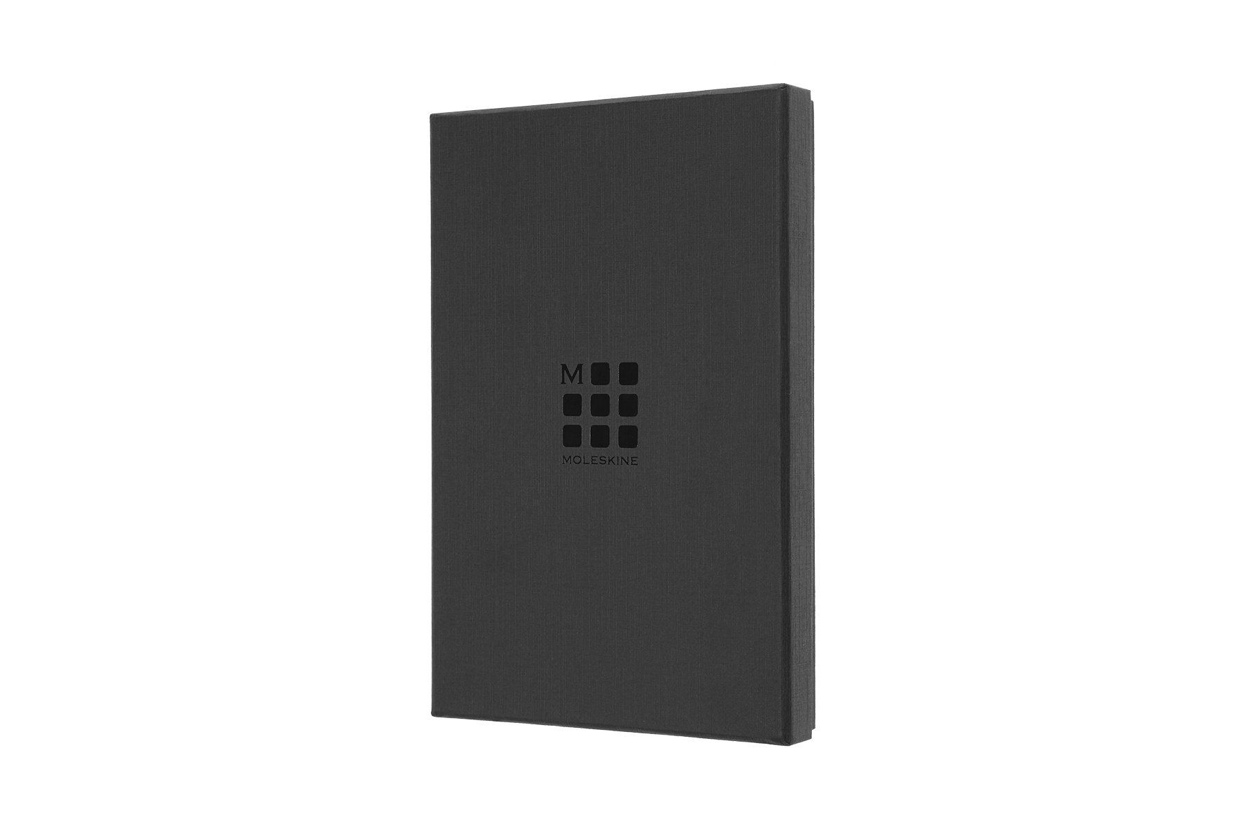 Moleskine Classic Hard Cover Leather Notebook, Boxed, Ruled,