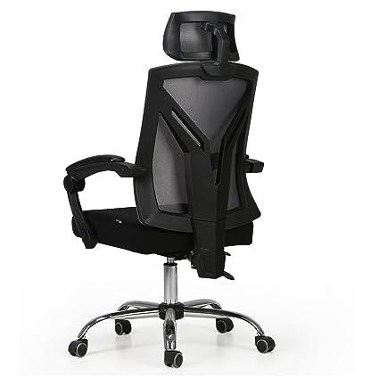 Hbada Ergonomic Office Chair   Modern High Back Desk Chair   Reclining Computer  Chair With