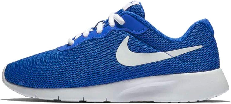 Nike Tanjun Sneaker - Kids' (7, Cobalt
