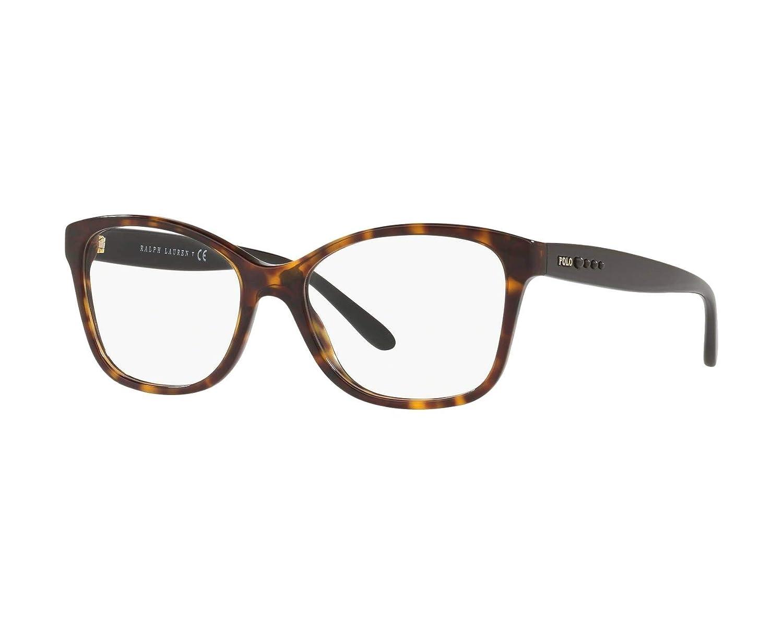 Eyeglasses Polo PH 2198 5003 DARK HAVANA