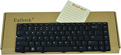Genuine New Dell Vostro 3460 3560 Series Laptop US Black Keyboard