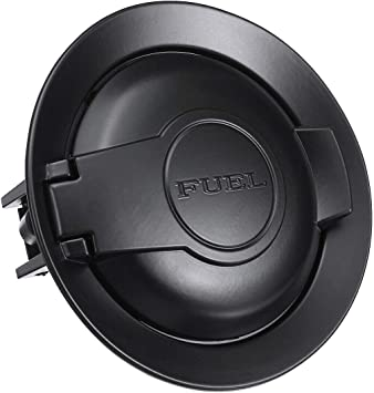 for 2008-2019 Dodge Challenger Matte Black Vapor Edition Fuel Filler Door 68250120AA