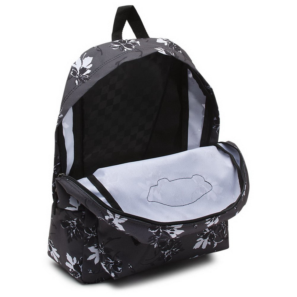 0ef43115788e Amazon.com  VANS Realm Womens Backpack  Clothing
