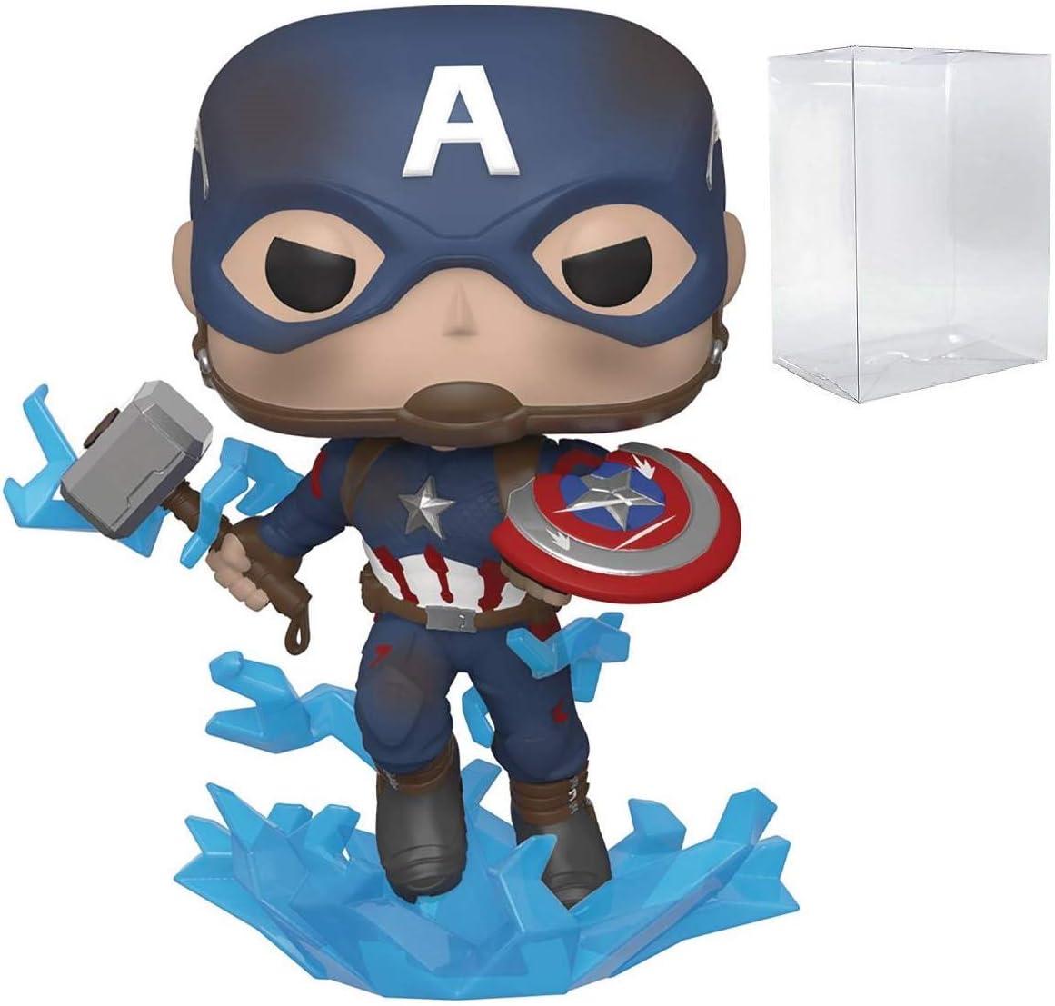 Marvel Bundle-Capitaine Marvel vers /& Capitaine Marvel FUNKO Pop