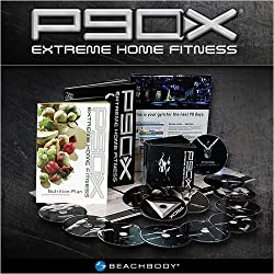 P90X: Tony Horton's 90-Day Extreme Home Fitness Workout DVD Program by Beachbody Inc.,