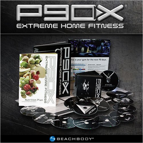 P90X: Tony Horton 90-Day Extreme