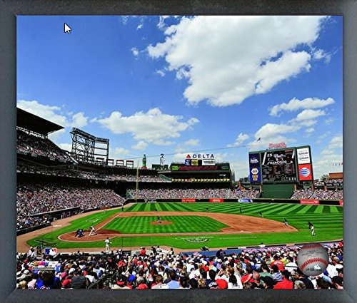 - Turner Field Atlanta Braves MLB Photo (Size: 17