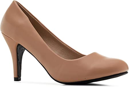 Material exterior: Andres Machado te trae con este modelo de zapato de mujer con tacón alto con una