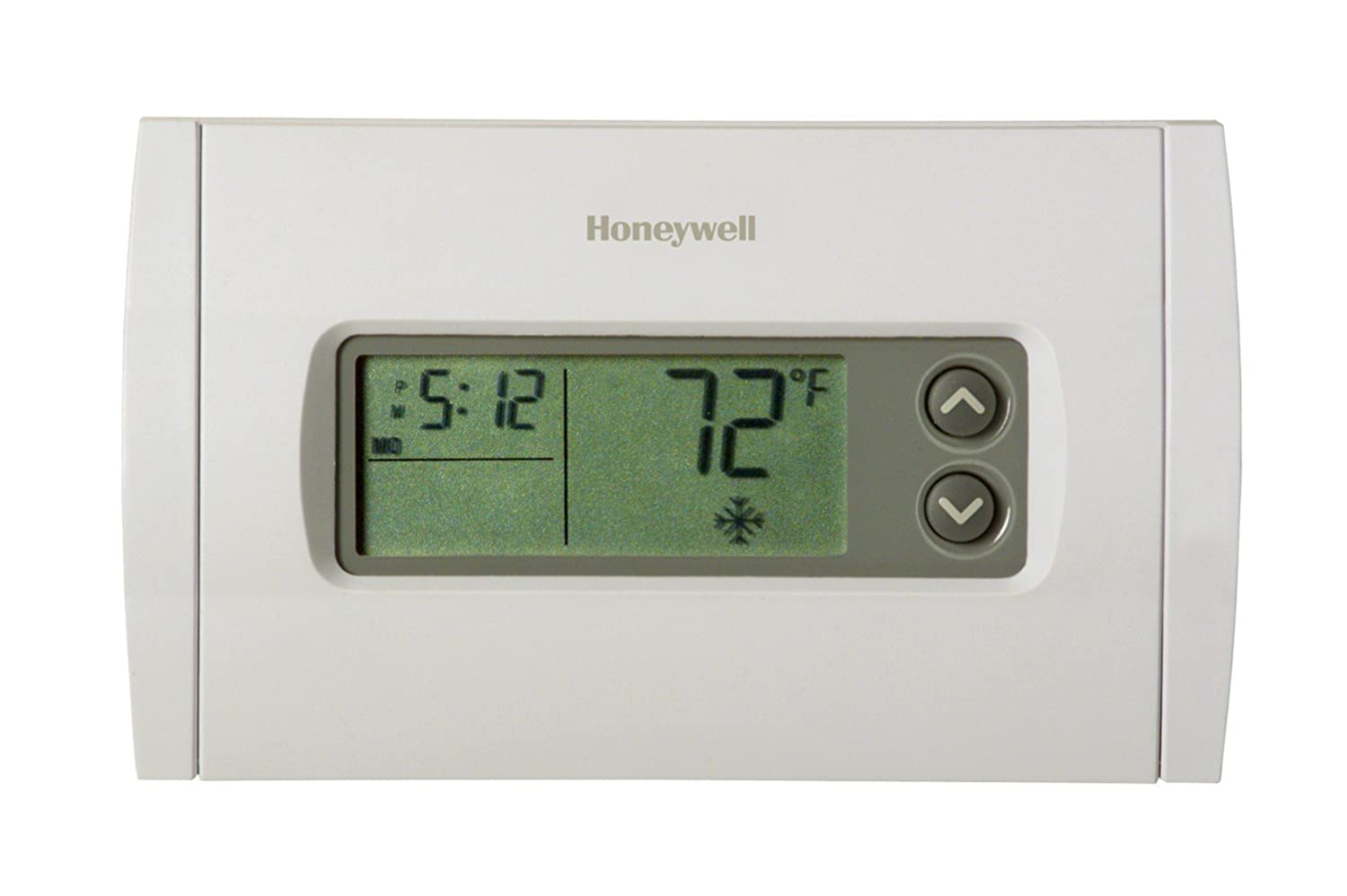 Honeywell Thermostat Troubleshooting Online User Manual Digital Th3110d1008 Wiring Diagram Wire Data Rth230b 5 2 Day Programmable Rh Amazon Com