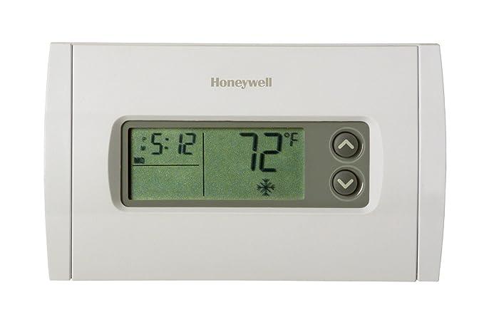 honeywell rth230b 5 2 day programmable thermostat programmable rh amazon com