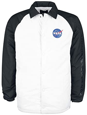 Vans Off The Wall X NASA Space Voyager Torrey Padded Jacket, White ...