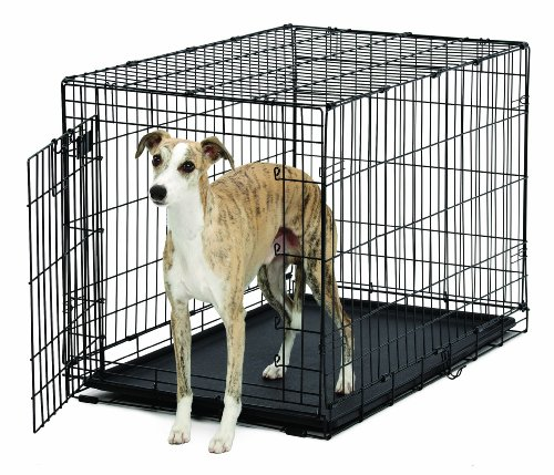 MidWest Homes for Pets Life Stages ACE Dog Crate, (Midwest Dog Crates With Divider)